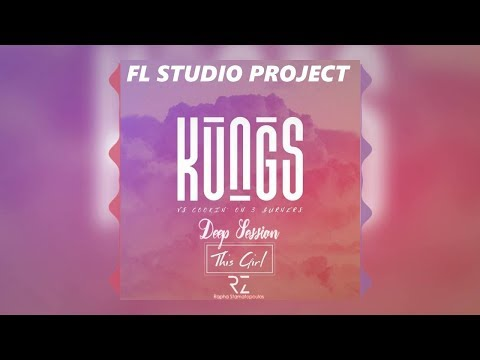 Kungs - This Girl (FL Studio Remake / FREE FLP)