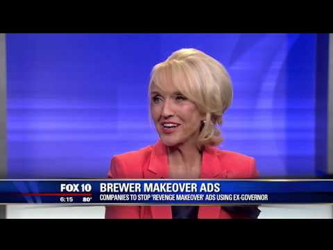 Companies to stop 'revenge makeover' ads using Arizona ex-governor