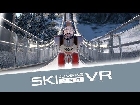 Ski Jumping Pro VR - Review - Oculus Rift / Playstation VR