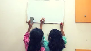 THEY LOVED MY WHITEBOARD!!!