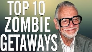 "*NEW* ""Top 10 ZOMBIE Getaways""/""Top 10 ZOMBIE Transportation Methods""! In ""WaW, Bo1 & Bo2 Zombies""!"