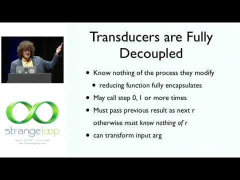 """Transducers"" by Rich Hickey"