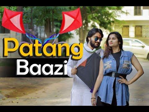 PatangBaazi || Ft. Baanke Bihari || Bihari Comedy || Crazy Creatures ProductionS || CCP