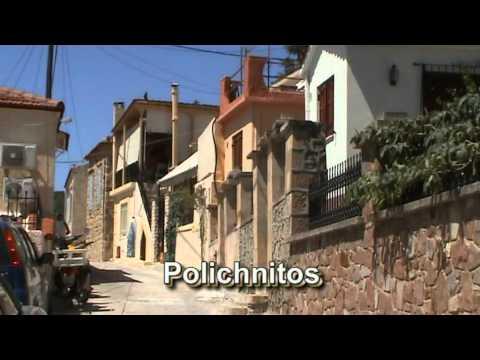 Lesbos 2011 - střed a jih ostrova
