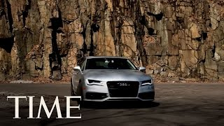 Audi A7: Quiet Enough To Be A Library | Money | TIME