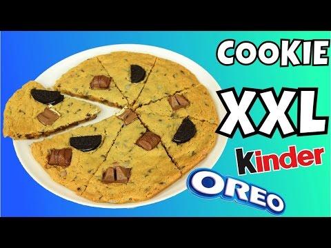 ♡•-recette-cookie-xxl- -facile-et-rapide-•♡