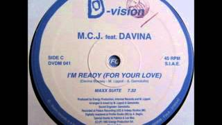 M.C.J. ft. Davina - I