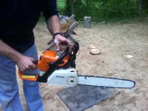 Stihl 021 Ms 210 Easy2start Chainsaw