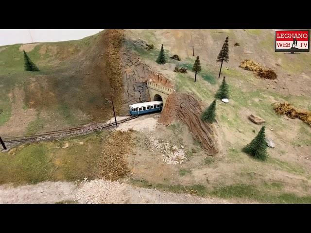 Il Treno Bianco Azzurro della Repubblica di San Marino