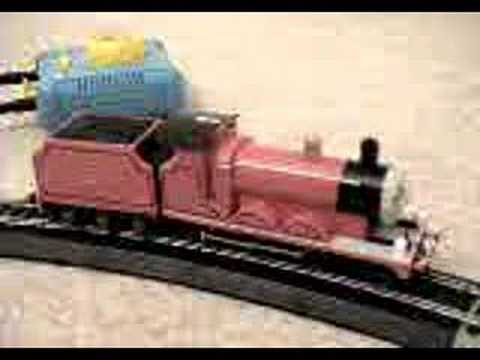 Modelling Railway Train Track Plans -Super Thomas Tank Engine Electric HO Train