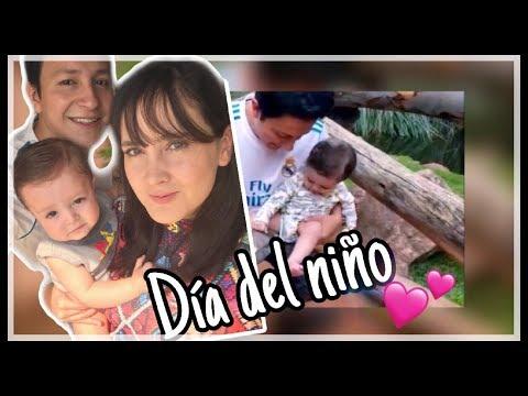 SANTI Y SU PRIMER DÍA DEL NIÑO!!!