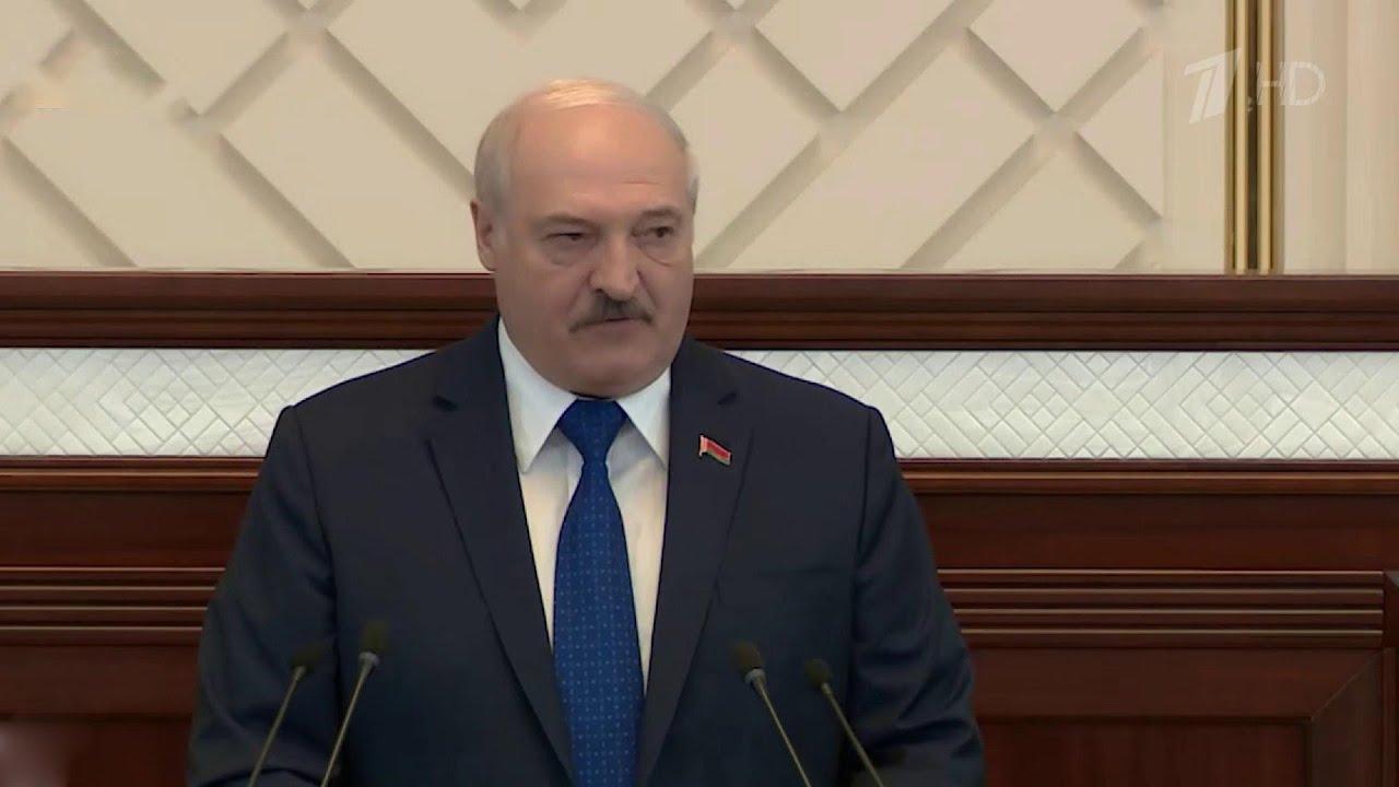Президент Белоруссии Александр Лукашенко сообщил новые детали инцидента в небе над Минском