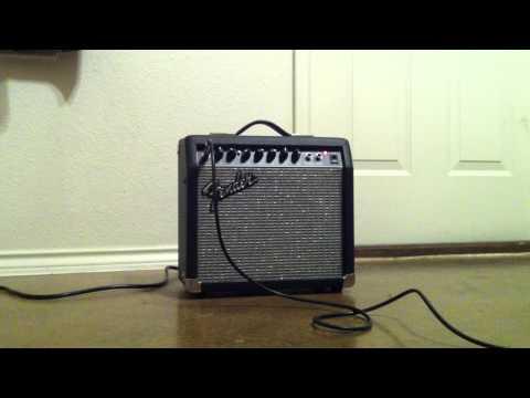 Fender Bullet Reverb Amp pr-241
