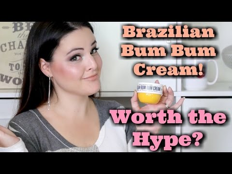 Worth the HYPE? Brazilian Bum Bum Cream - Will it smooth out