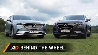 2018 Mazda CX-9 Review - Behind the Wheel