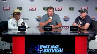 Newman on Roush Fenway's appeal: 'It's everything'