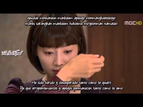 May Queen Kan Jong Wook 39 5 OST Sub español+Rom