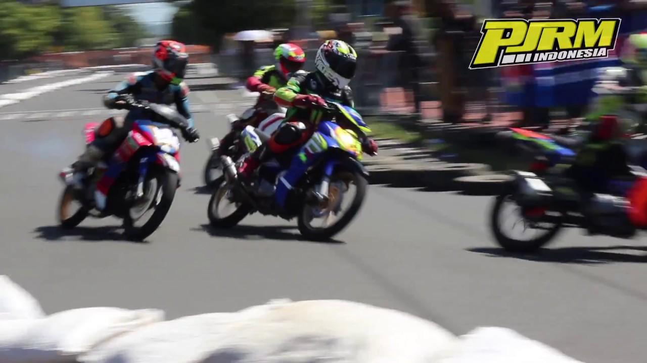 blade vs jupiter 5tp di road race cilacap 2017 bebek 4tak 125