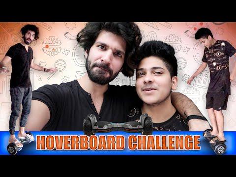 Hoverboard Challenge 🔥
