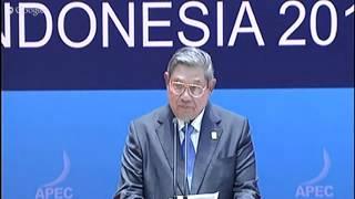 Video KTT APEC 2013 : APEC Leaders' Press Conference (8 Oktober 2013) download MP3, 3GP, MP4, WEBM, AVI, FLV Juni 2018
