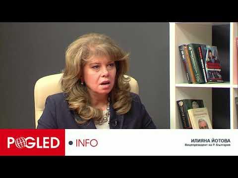 Илияна Йотова: Най-страшното в България са няколкото Българии, в които живеем