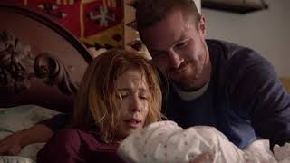 Olicity 7.16 - Part 1 Mia Being Born + Growing Up