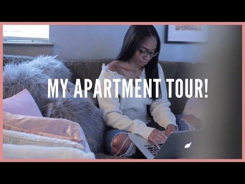 My Apartment Tour!!! thumbnail