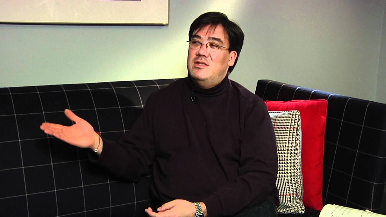 Alan Gilbert on the Apr. 17-20, 2012 program