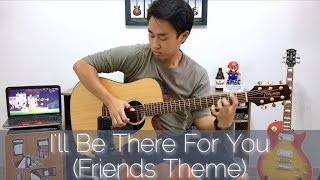 Baixar (Friends Theme) I'll Be There For You - Rodrigo Yukio (Fingerstyle Guitar Cover)(FREE TABS)