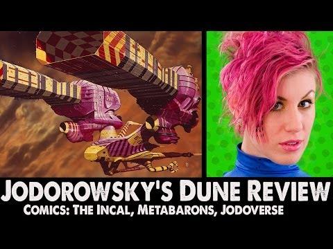 Ep71: Jodorowsky's Dune Review + The Jodoverse Comics: The Incal, Metaberons