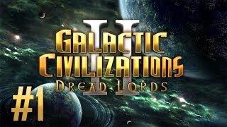 Galactic Civilizations 2 Gameplay #1