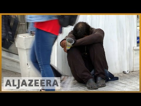 🇬🇷 In Greek economy's vicious cycle, workers lose most   Al Jazeera English