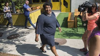 On the trail for governor: Stacey Abrams