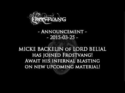 Frostvang - Announcement!