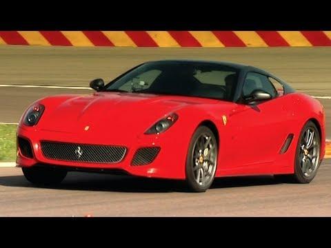 Testing The Incredible Ferrari 599 GTO - Fifth Gear