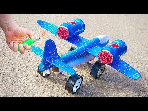 Experiment: Turbo Plane by Pepsi