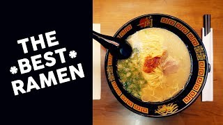 The BEST RAMEN in New York City (and the World)