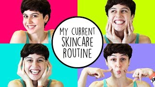 My Current SkinCare Routine!
