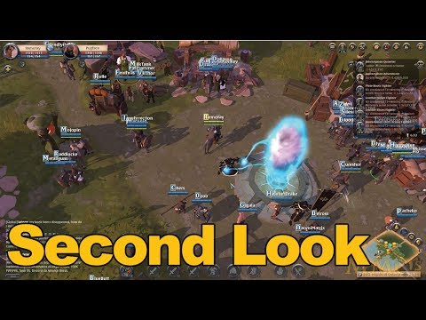 Albion Online Gameplay Second Look – MMOs.com