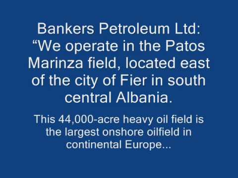 Who is stealing the Albanian Petroleum ?
