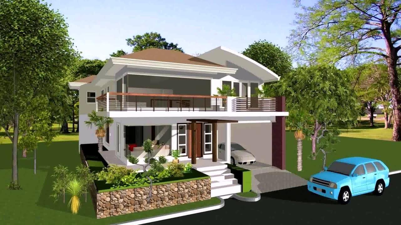 Zen House Design Philippines Floor Plan See Description