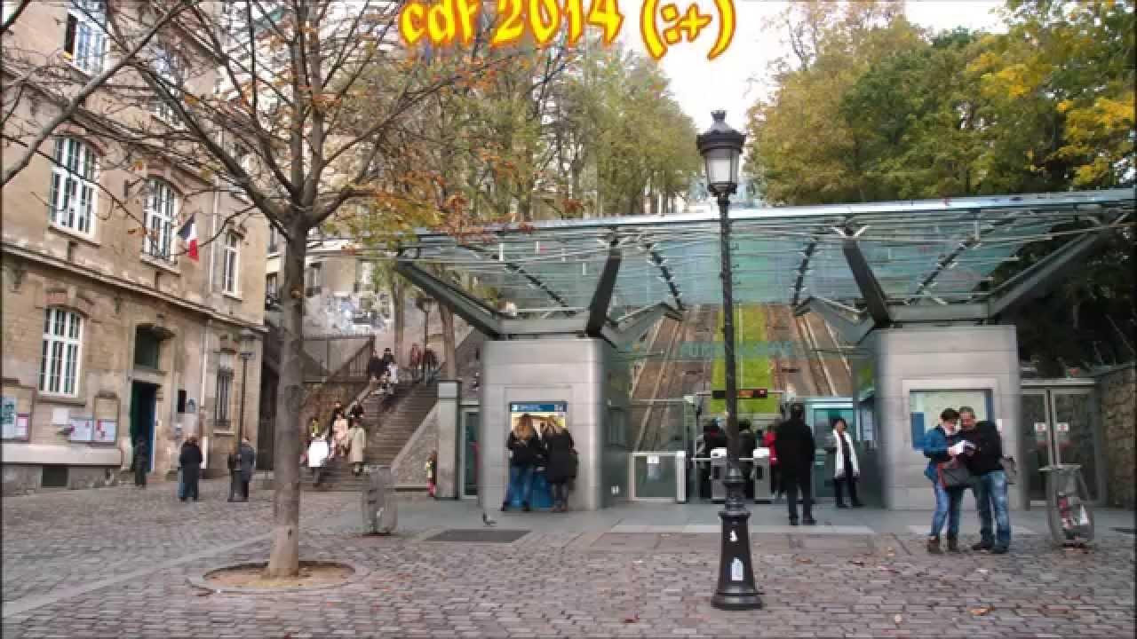 Paris visite montmartre la place saint pierre basilique funiculaire - Place saint pierre paris ...