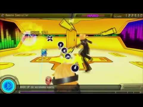 Hatsune Miku: Project DIVA F - Remote Controller - Hard