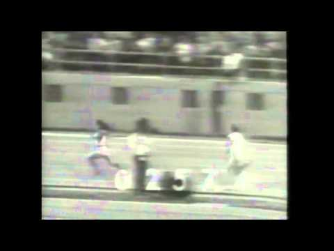 2764 European Track & Field 1969 4x400m Women