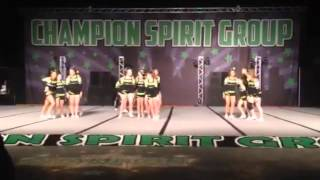 Green Bay Fusion All Stars - Explosion Windy City Challenge- Green Bay, Wi