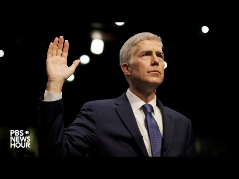 Watch Live: Congress to vote on Neil Gorsuch for Supreme Court - Day 1