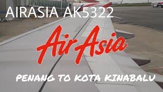 Video AirAsia Flight AK5322-Penang To Kota Kinabalu download MP3, 3GP, MP4, WEBM, AVI, FLV Juni 2018