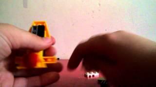 Как сделать летающий скутер из лего