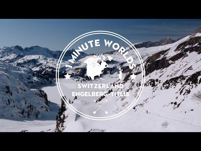 SWITSERLAND 🌏 ENGELBERG-TITLIS