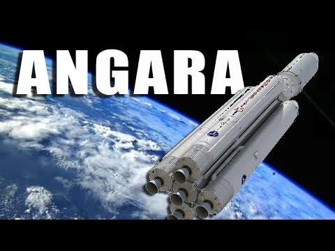 Angara : Les nouveaux lanceurs lourds de la Russie - LDDE